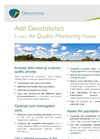 Add Geostatistics In your Air Quality Monitoring Process